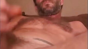 Married Straight Dilf jacking-RoughHairy.com
