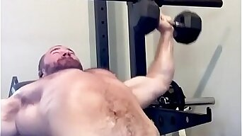 Part 2 Requested Oil & Flex Workout OnlyfansBeefBeast Musclebear Bodybuilder Hot Guy Posing Sexy Men Alpha Overconfident Dominant Beefy Hairy Sweaty Jock Stud Hunk Bull
